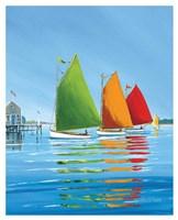 Cape Cod Sail Fine Art Print