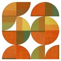 Four Suns Quartered Fine Art Print