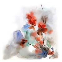 Fall Flowers Fine Art Print