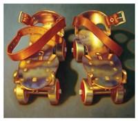 Roller Skates II Fine Art Print