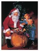 Christmas Eve Wonder Fine Art Print