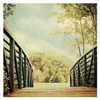 Bridge to Paradise Fine Art Print