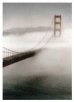 The Fog Comes In Fine Art Print