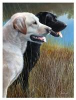 Hunting Companions Fine Art Print