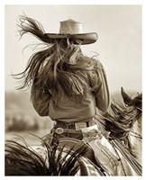 Cowgirl Fine Art Print