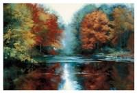 Saco River Fine Art Print