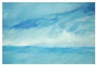 Sky and Sea 3 Fine Art Print