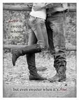 Love is Sweet Fine Art Print