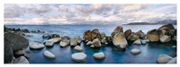 Sand Harbor Fine Art Print
