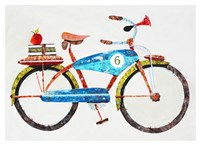 Bike No. 6 Fine Art Print