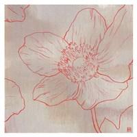 Anemone II Fine Art Print