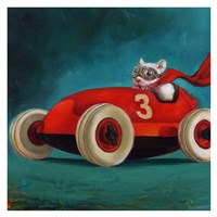 Speed Racer Fine Art Print