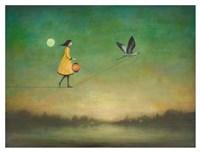 Blue Moon Expedition Fine Art Print