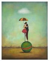 Circus Romance Fine Art Print