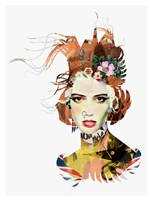 The Queen Fine Art Print