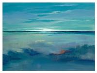 Blue Ciel Fine Art Print