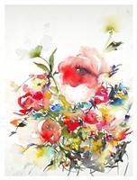 Summer Garden One Fine Art Print