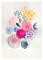 Candy Garden Fine Art Print