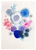 Water Bloom Fine Art Print