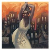 Harlem Heat Fine Art Print