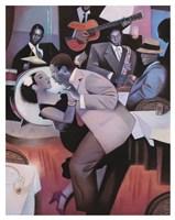 Harlem Nocturne Fine Art Print