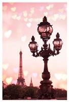 A Paris Valentine Fine Art Print