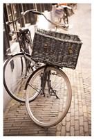 Amsterdam Bicycle Fine Art Print