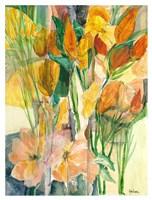 Tropical Garden Fine Art Print