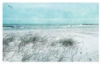 Beach Day Fine Art Print