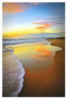 Beach Sunrise Fine Art Print