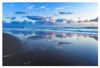 Blue Shores Fine Art Print