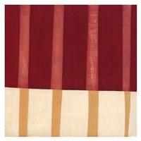 Broken Stripes 4 Fine Art Print