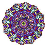 The Sigh Mandala Fine Art Print