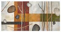 Sticks and Stones IX Fine Art Print