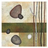 Sticks and Stones VI Fine Art Print