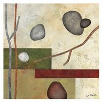 Sticks and Stones VII Fine Art Print