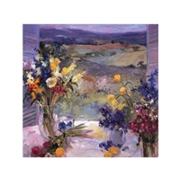 Tuscany Floral Fine Art Print
