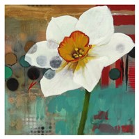 Daffodil Mannerisms Fine Art Print