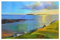 Kettle Cove Boats 2 Fine Art Print