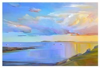 Summer Cove Fine Art Print