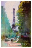 Paris Street Fine Art Print