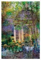 The Gazebo Fine Art Print