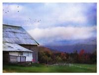 Vermont Afternoon Fine Art Print