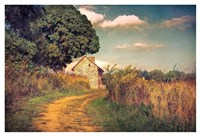 Webb Farm House Fine Art Print