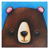 The Black Bear Fine Art Print