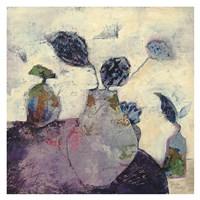 Still Life in Lilac Fine Art Print