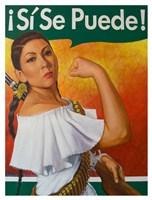 Rosita (Si Se Puede!) Fine Art Print
