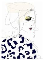 Draw the Line Fine Art Print