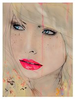Opulent Speckle Fine Art Print
