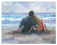 BeachLovers I Fine Art Print
